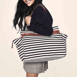 Brand New DSW Stripe Bag